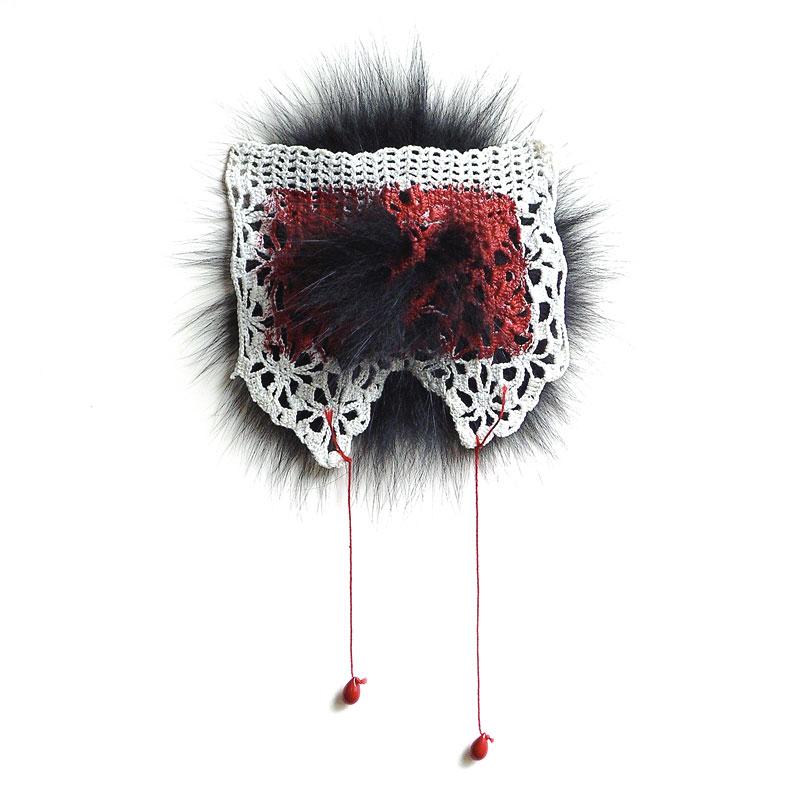 Perle d'oursin masqué,